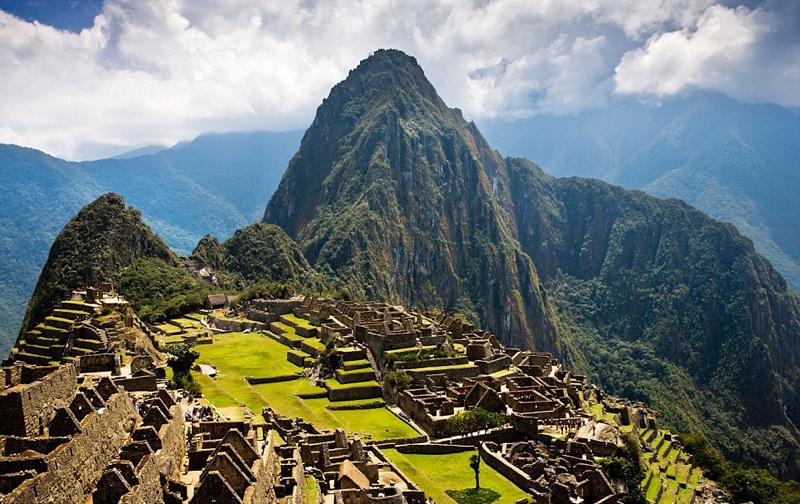 外媒盘点2016年世界最佳旅行景点