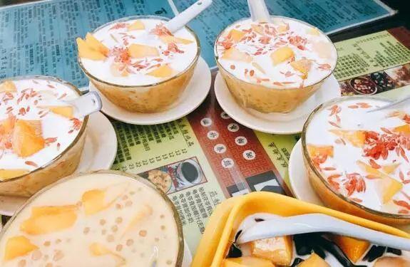 在深圳,可以去这些小店喝糖水