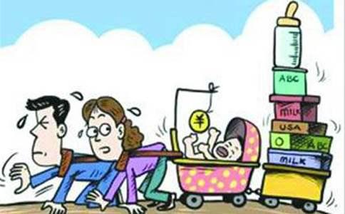 一个孩子消灭一个百万富翁!如何有效控制养娃成本?
