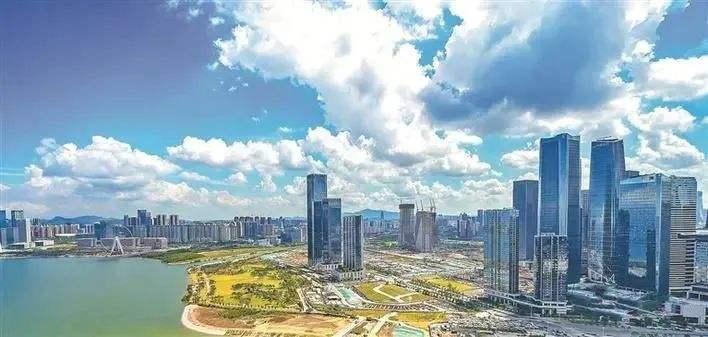 深圳上半年消费市场实现恢复性增长