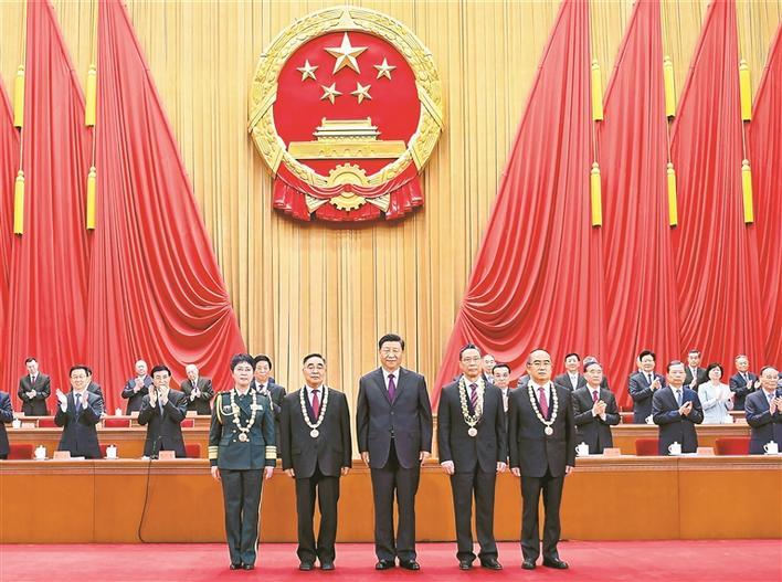 中国精神 中国力量 中国担当