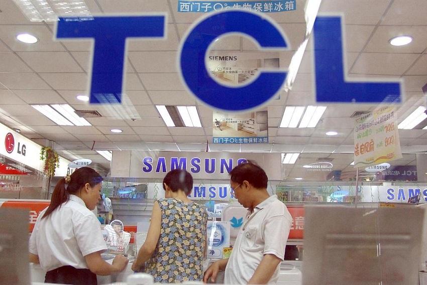 "TCL的20亿""豪赌"""