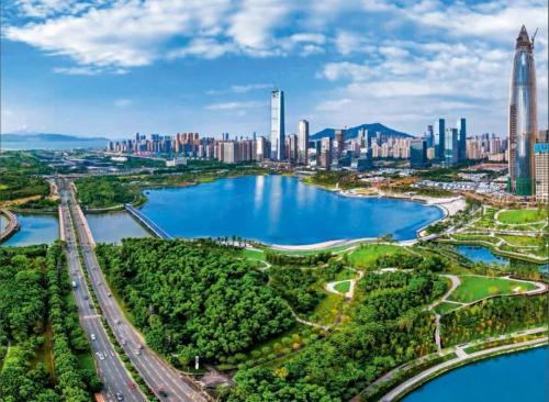 深圳南山区排名第一