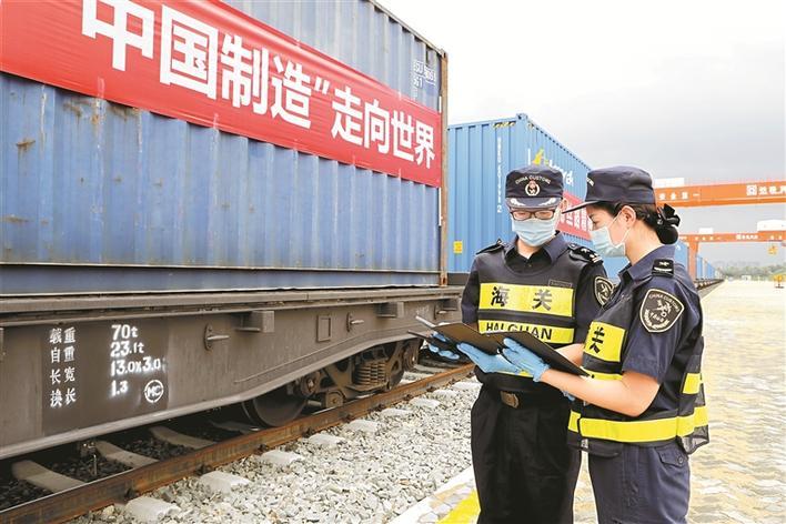 深圳进出口总值率先止跌回升